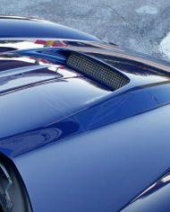 C6 Corvette Extreme Waterfall Hood
